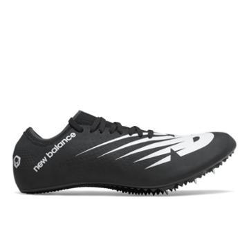 New Balance Sigma Aria Men's & Women's Track Spikes Shoes - Black/white (usdsgmab)