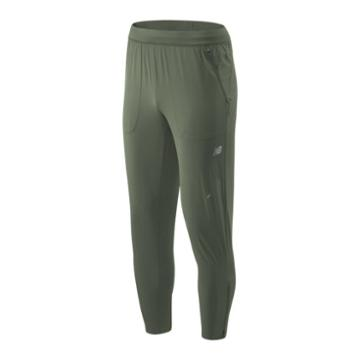 New Balance 93258 Men's Q Speed Crew Track Pant - Green (mp93258slg)