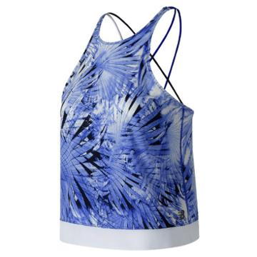 New Balance 91150 Women's Printed Feel The Cool Tank - (wt91150)