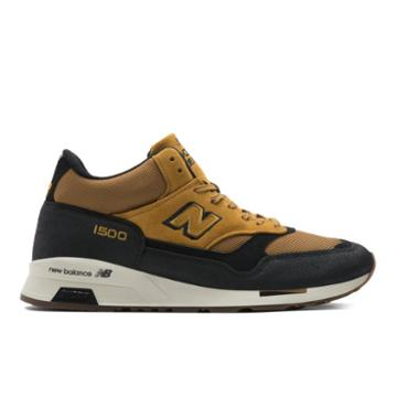 New Balance 1500 Made In Uk Men's Made In Uk Shoes - Tan/black (mh1500tk)