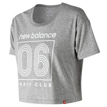 New Balance 91590 Women's Essentials Tc Cropped Tee - (wt91590)