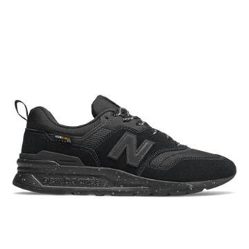New Balance 997h Men's Classics Shoes - Black (cm997hcy)