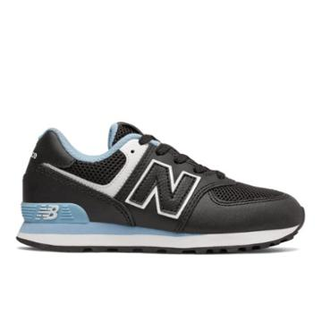 New Balance 574 Summer Sport Kids Grade School Lifestyle Shoes - (gc574v1-25234-b)