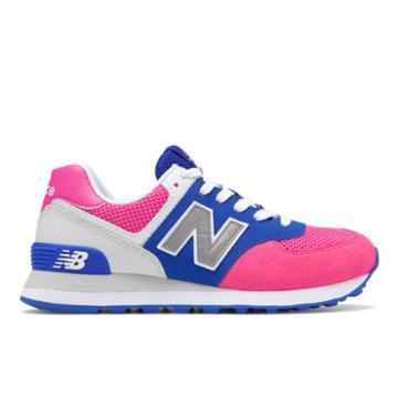 New Balance 574 Women's 574 Shoes - (wl574-st)