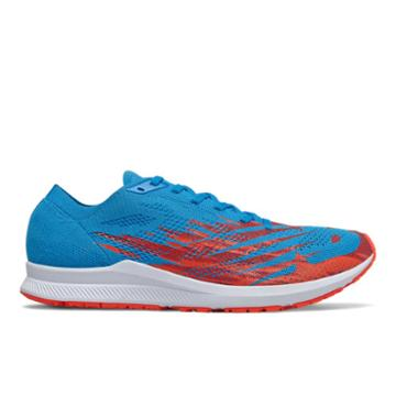 New Balance 1500v6 Men's Racing Flats Shoes - Blue/red (m1500br6)