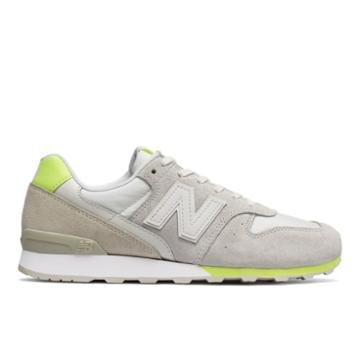 New Balance Suede 696 Women's Running Classics Shoes - (wl696-sts)