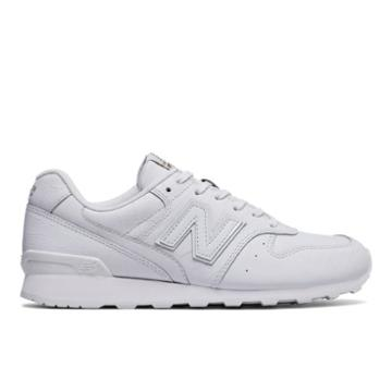 New Balance Leather 696 Women's Running Classics Shoes - (wl696-csm)