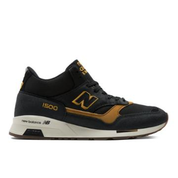 New Balance 1500 Made In Uk Men's Made In Uk Shoes - Black/tan (mh1500kt)