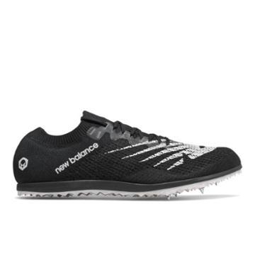 New Balance Ld5kv7 Men's & Women's Track Spikes Shoes - Black/white (uld5kbw7)