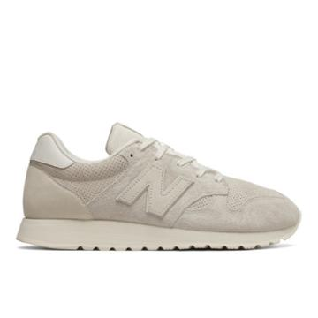 New Balance 520 Men's & Women's Running Classics Shoes - Off White/white (u520bd)