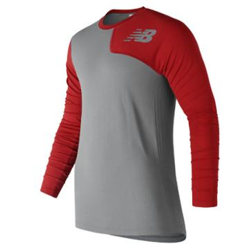 New Balance 7370 Men's Seamless Asym Left - Red (mt7370ltre)