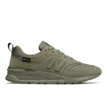 New Balance 997h Men's Classics Shoes - Green (cm997hcx)