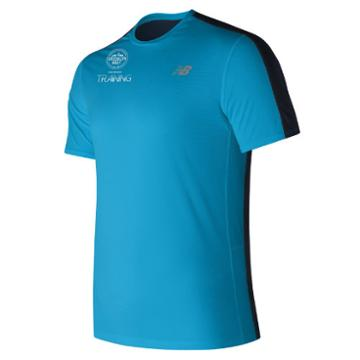 New Balance 73061 Men's Accelerate Short Sleeve - (mt73061f)