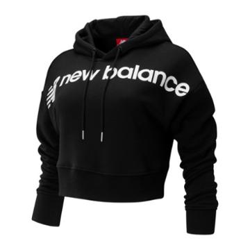 New Balance 93510 Women's Sport Style Optiks Cropped Hoodie - (wt93510)
