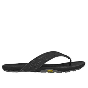 New Balance Minimus Vibram Thong Men's Flip Flops Shoes - Black (m6031bk)