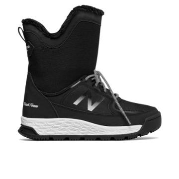 New Balance Fresh Foam 2100 Boot Women's Boots - Black/white (bw2100bw)