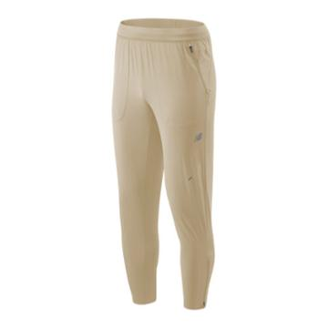New Balance 93258 Men's Q Speed Crew Track Pant - Tan (mp93258be)