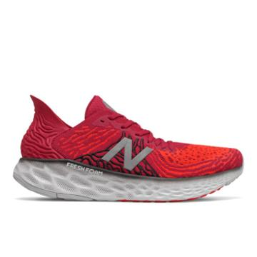New Balance Fresh Foam 1080v10 Men's Neutral Cushioned Shoes - Red (m1080r10)