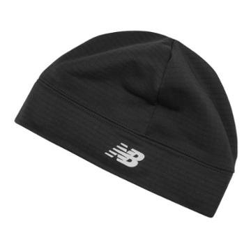 New Balance Men's & Women's Grid Fleece Hat - Black (nb2015bk)