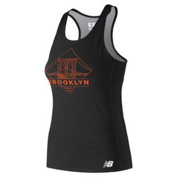 New Balance 80290 Women's 5th Ave Brooklyn Singlet - (wt80290h)