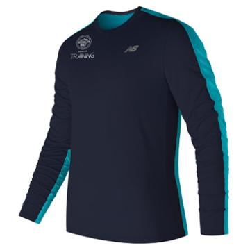 New Balance 73063 Men's Accelerate Long Sleeve - (mt73063f)