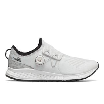 New Balance Fuelcore Sonic Viz Pack Men's Speed Shoes - White (msonisw)