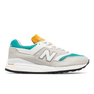 New Balance X Concepts 997.5 Men's Made In Usa Shoes - (m9975-l)
