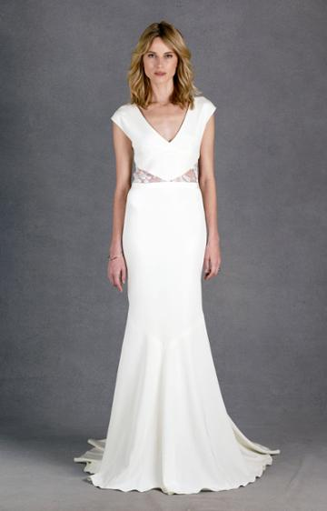 Nicole Miller Kimberly Bridal Gown