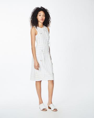 Nicole Miller Grosgrain Dress