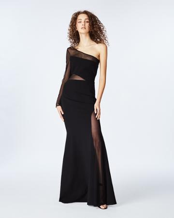 Nicole Miller Harriet Jersey Gown