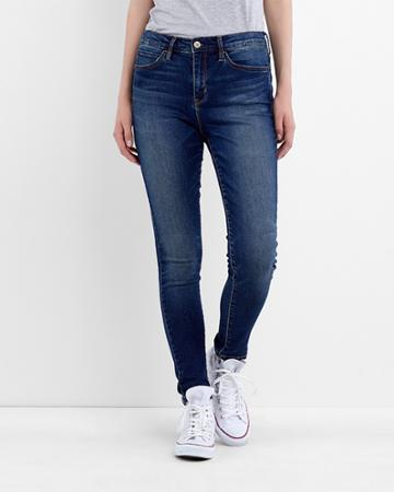 Nicole Miller Delancey High Rise Jeans