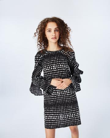Nicole Miller Dotty Lera Dress