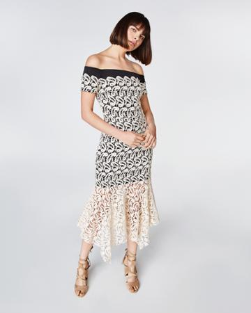 Nicole Miller Bardot Dress