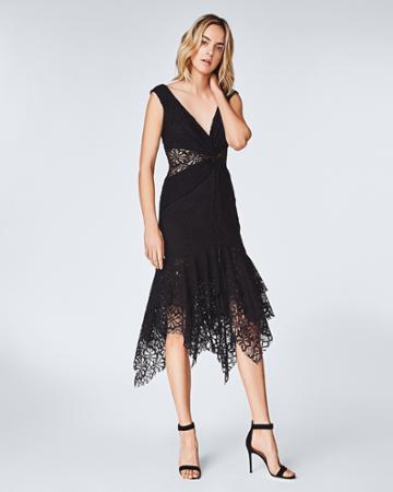 Nicole Miller Summer Lace Dress