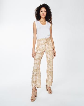 Nicole Miller Safari Camo Pants