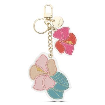 Nine West Nine West Key Flower Keychain