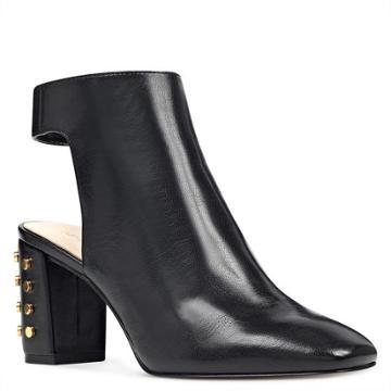 Nine West Xtravert Open-heel Booties