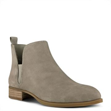 Nine West Nine West Nesrin Booties, Taupe/taupe Leather