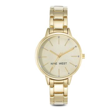 Nine West Bebrooke Bracelet Watch