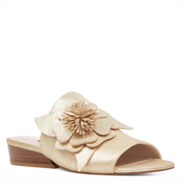 Nine West Nine West Lucienne Slide Sandals