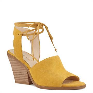 Nine West Yanka Ankle Tie Sandals