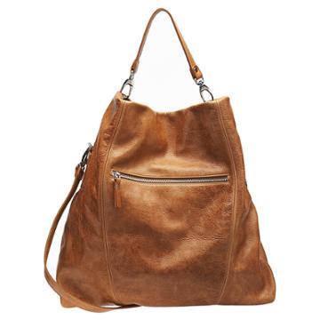 Nine West Aiden Leather Convertible Hobo Bag