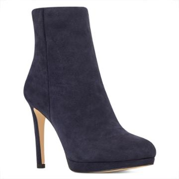 Nine West Nine West Quanette Platform Booties