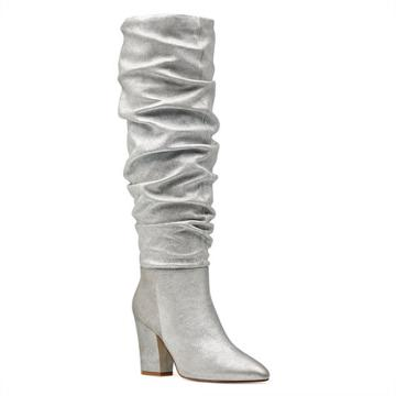 Nine West Scastien Slouch Boots