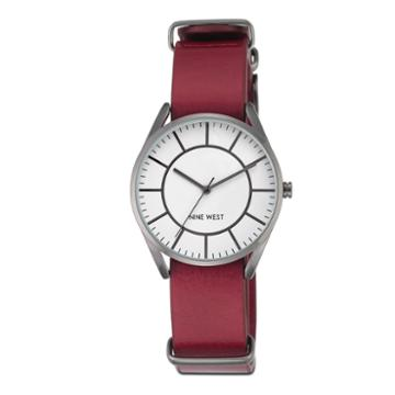 Nine West Nine West Glehne Strap Watch