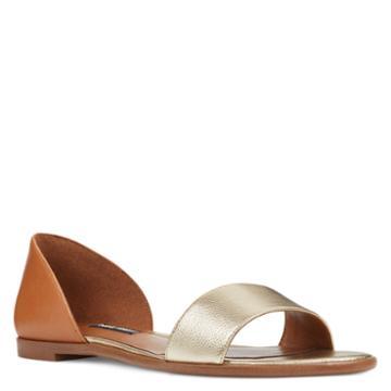 Nine West Nine West Maris Flat D'orsay Sandals