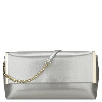 Nine West Nine West Jennica Clutch, Pearl Synthetic
