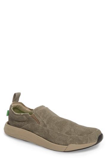 Men's Sanuk Chiba Quest Slip-on Sneaker