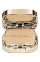 Dolce & Gabbana Beauty Perfect Matte Powder Foundation - Buff 95