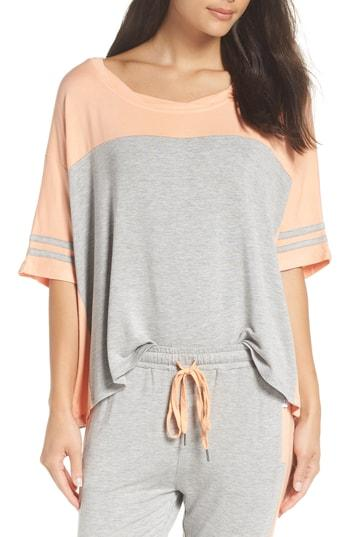 Women's The Laundry Room Baggy Team Tee - Coral
